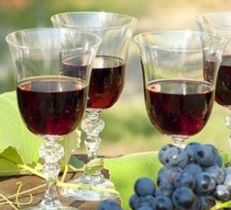 настойка из виноградного сока